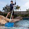 Cleaning the pool is an important home maintenance task because people and animals are mostly disgusting. (Photo: -Oxford-/istockphoto.com)