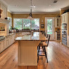 Kitchen and photo by Art Harding Construction via Hometalk.com.