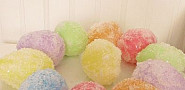 Epson Salt Eggs and photo by My Uncommon Slice of Suburbia via Hometalk.com.