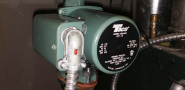 HVAC circulator pump