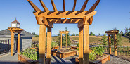 Garden Structures/Courtesy Humboldt Redwood