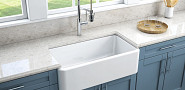 Quality Bath/Latoscana Fireclay Sink