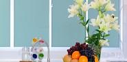 Look beyond tile when planning a kitchen backsplash. (Photo: gimbok/sxc.hu)