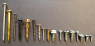 Can you identify these types of screws? (Photo: Laura Foster-Bobroff)