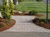 concrete oaver walkway