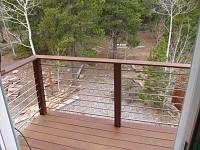 Wood Deck Railing Options Networx