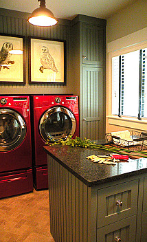 one of the sweetest laundry rooms iu0027ve seen was in the hgtv green home in plymouth ma i visited the house in june just before it was given away