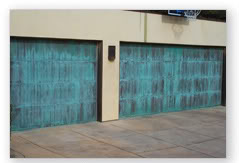 Copper Garage Doors Networx