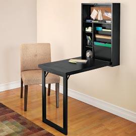 Designer Picks Discrete Desks For Small Spaces Networx