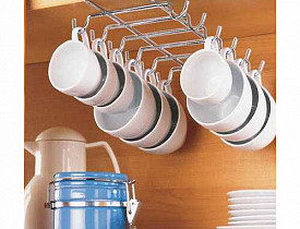 Designer Picks: Organizers for Mugs and Tea Cups - Networx