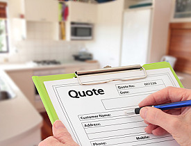 A quote is an estimate only. (Photo: Pizsooz/istockphoto.com)
