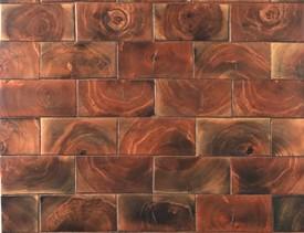 End Grain Hardwood Floor Tiles Networx