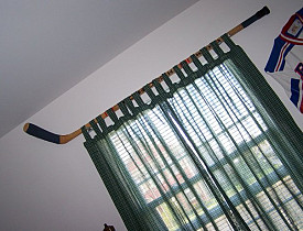 Sporting Goods Curtain Rods Networx