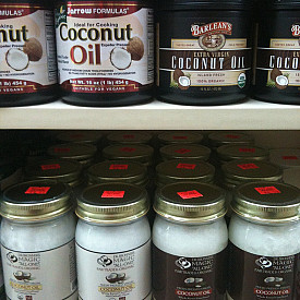 Photo of coconut oil by wrestlingentropy/flickr.com.