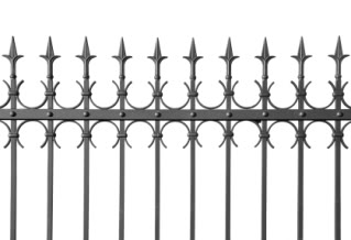 Decorative Steel Fencing decorative metal fencing - networx