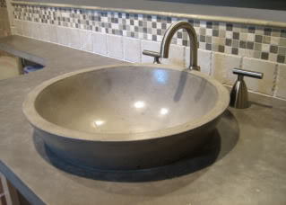 Concrete Sinks - Articles - Networx