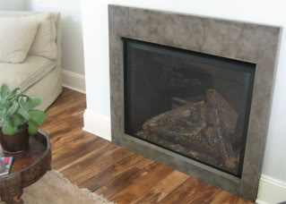 Concrete Fireplace Surrounds - Networx