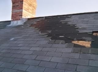 High Quality Roof Damage