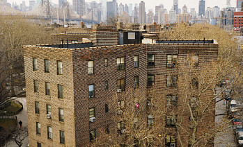 Queensbirdge Houses  Photo: skyscrapercity.com