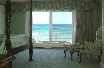 ocean drapes