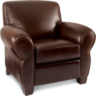 traditional the classic leather club chair is a must have for