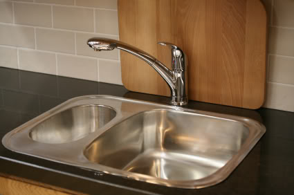 stainless steel sink. beautiful ideas. Home Design Ideas
