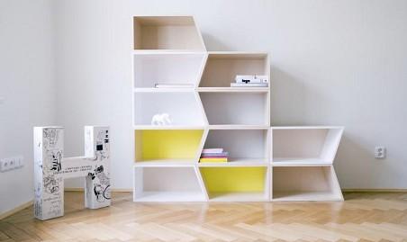 Modern Modular Shelving designer's picks: modern modular wall storage systems - networx