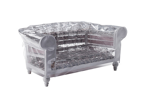 Poltrona Frau Transparent Couch via Captivatist.com