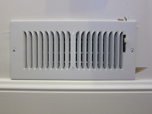 HVAC register by Neeta Lind/flickr