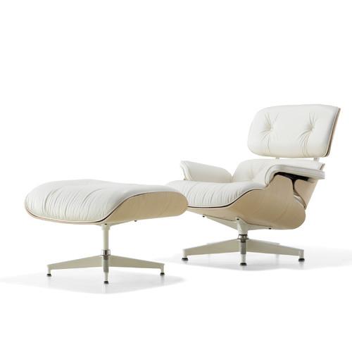 The Eames Lounger via AllModern.com.