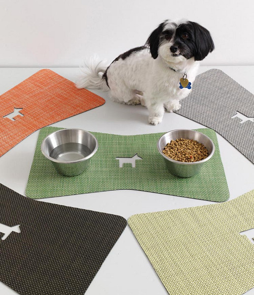 The Chilewich Pet Mat via 2Modern