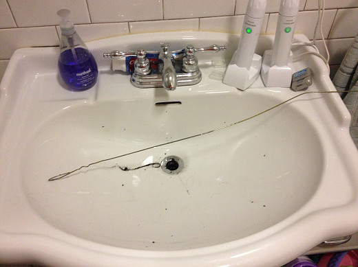 Delightful How To Get A Ring Out Of The Sink Drain