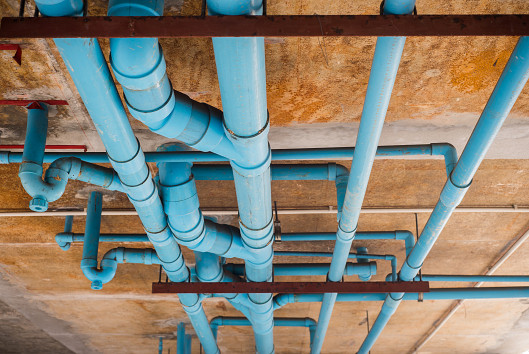 Pex piping vs copper piping networx for Copper pipes vs plastic pipes