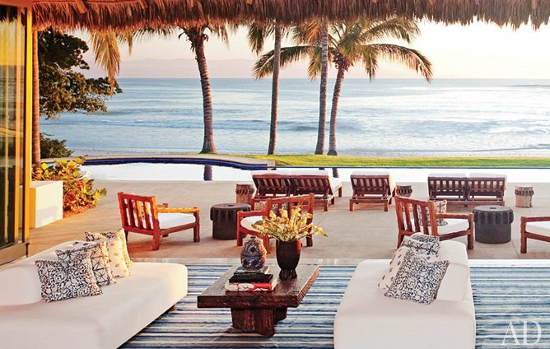 Punta Mita via Architectural Digest