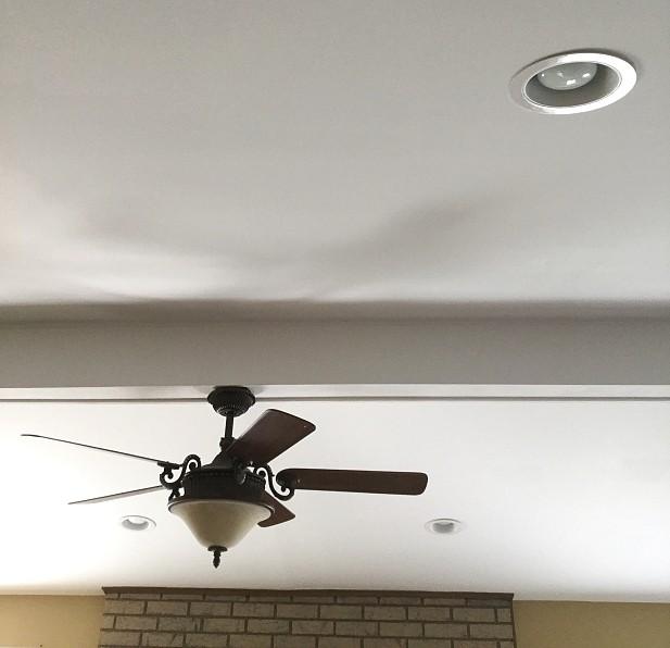 Office ceiling light