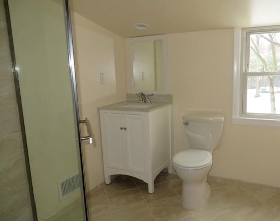 My bathroom conversion