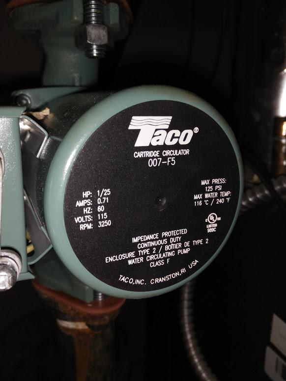 Heating & cooling circulator
