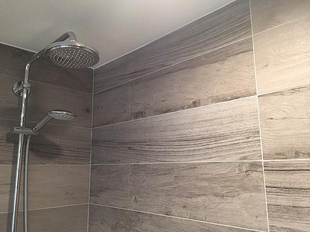 Dual shower head