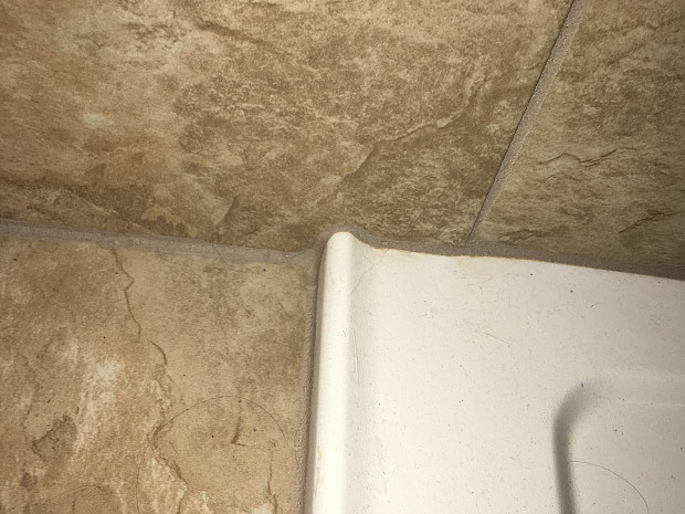 Tile cut to fit perfectly