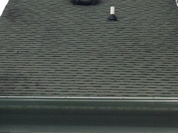 Main roof repair