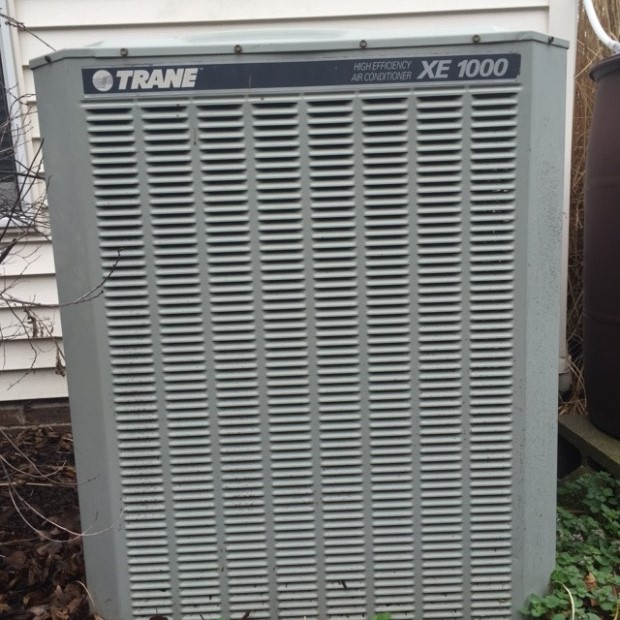 Outdoor A/C unit