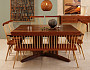 High end carpentry furniture by Thos. Moser via Thosmoser.com
