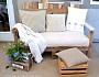 Pallet sofa by Funky Junk Interiors via Hometalk.com.