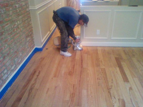 Next Day Hardwood Flooring Networx
