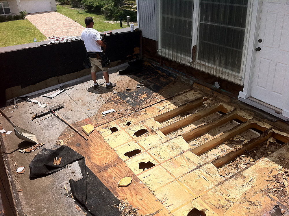 J adams roofing networx for Garage door repair st augustine fl