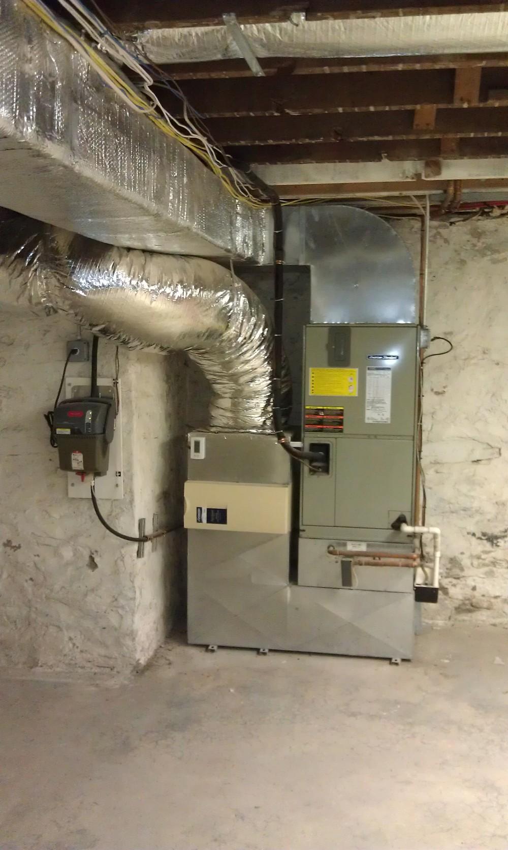Frank R Babuska Plumbing Heating Amp Air Conditioning Inc