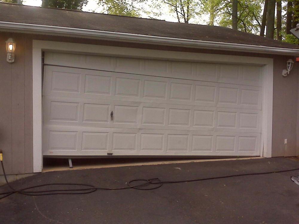 portland garage door repairs networx. Black Bedroom Furniture Sets. Home Design Ideas