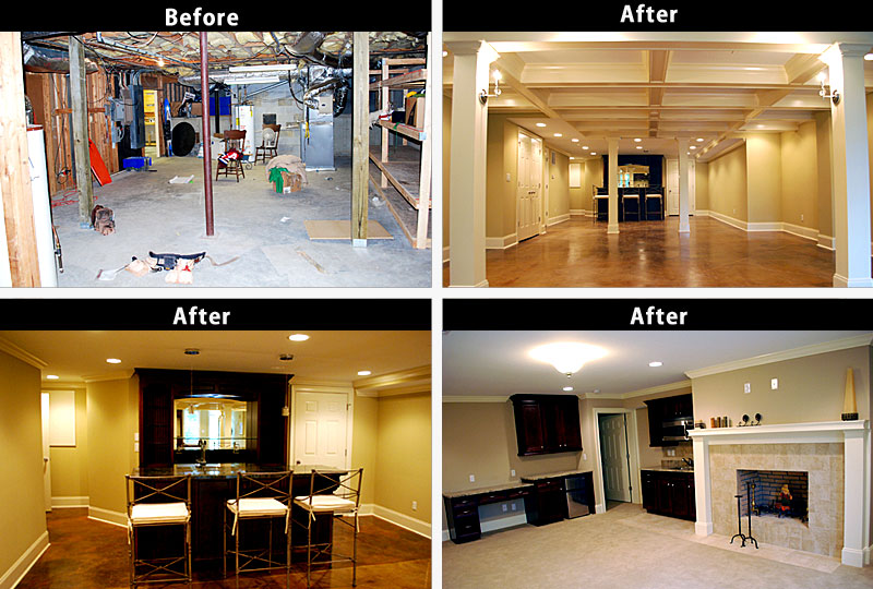 Precision remodeling contractors networx for Interior home improvement costs