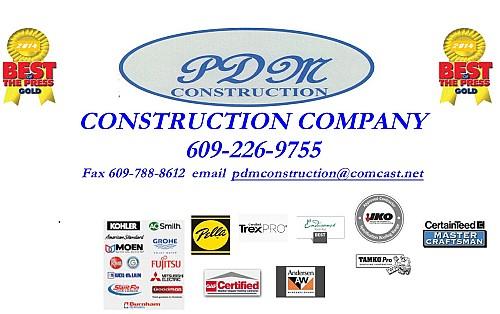 Pdm Construction Networx