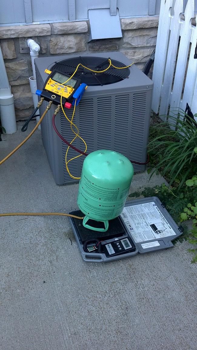 Supertec Heating Amp Cooling